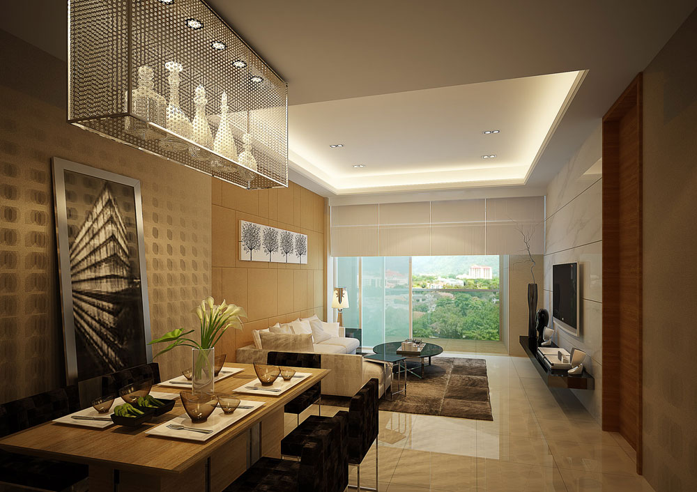 TELADAN SETIA The Tropicana Residences